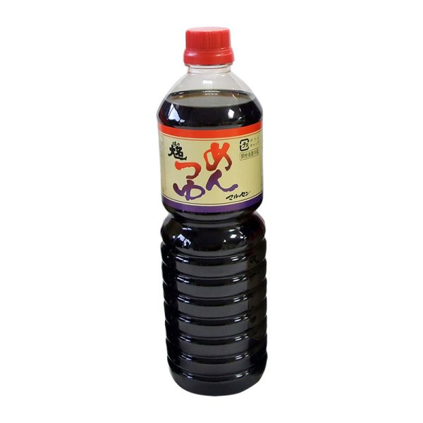 画像1: めんつゆ 500ml(希釈用) (1)