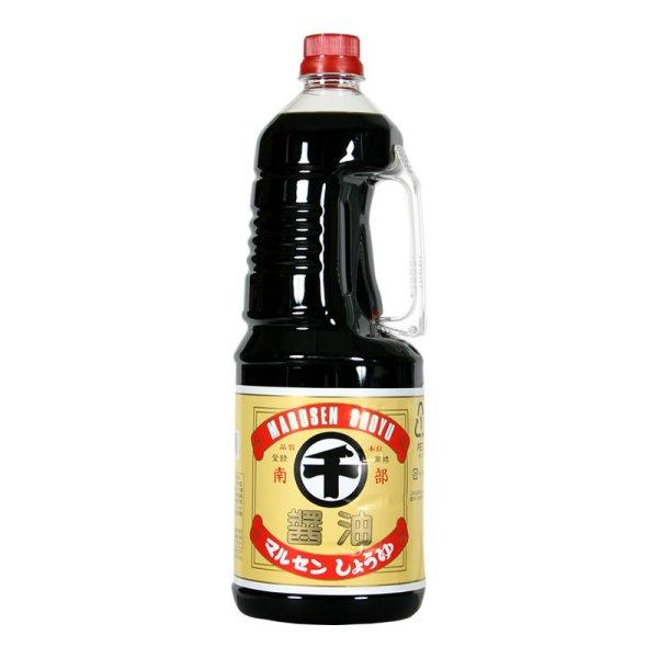 画像1: 醤油 南部 1.8L (1)